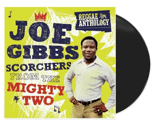 Joe Gibbs - Scorchers From The Mighty Two - Various Artists (LP)