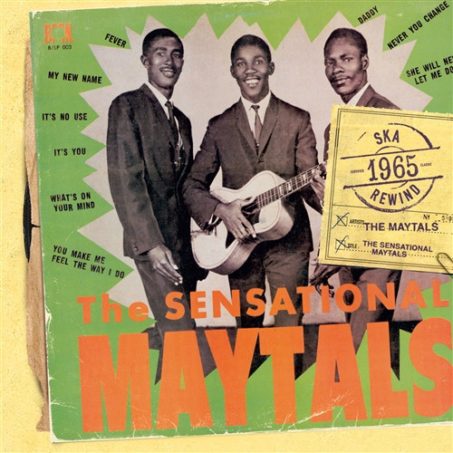The Sensational Maytals - The Maytals