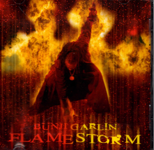 Flamestorm - Bunji Garlin