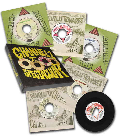 """Channel 1 7"""" Spectacular - Various Artists (7 Inch Vinyl)"""