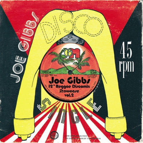 Showcase Vol.2 Disco Mixes - Joe Gibbs
