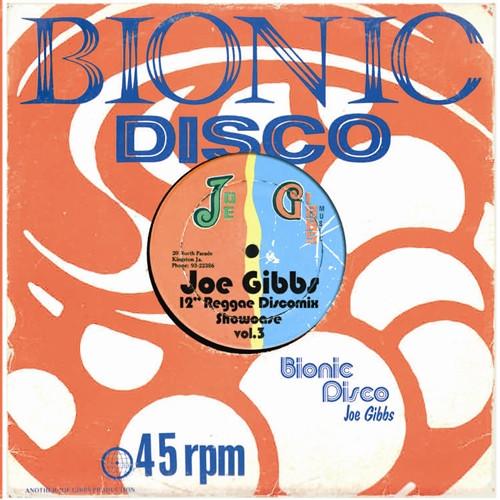 Showcase Vol.3 Disco Mixes - Joe Gibbs