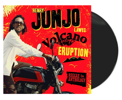 "Volcano Eruption (2lp) Reggae Anthology - Henry ""junjo"" Lawes (LP)"