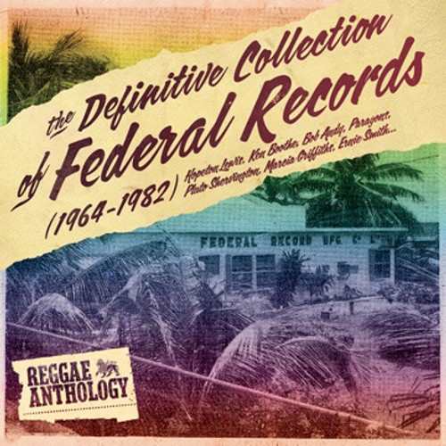Federal Records(The Definitive Collection) Regga - Various Artists