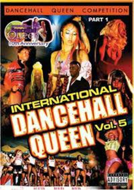 2007 International Dancehall Queen Vol 5 Pt. 1 - Various Artists (DVD)