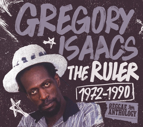 Reggae Anthology - The Ruler 1972-1990 (2cd/dvd) - Gregory Isaacs