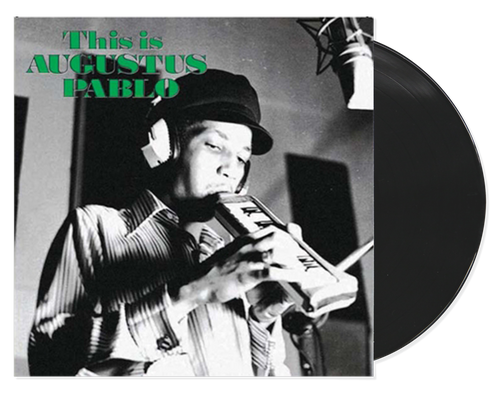 This Is Augustus Pablo - Augustus Pablo (LP)