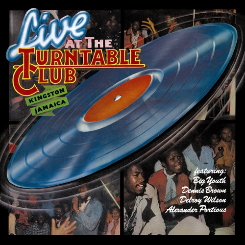 Live At The Turntable Club - Various Artists