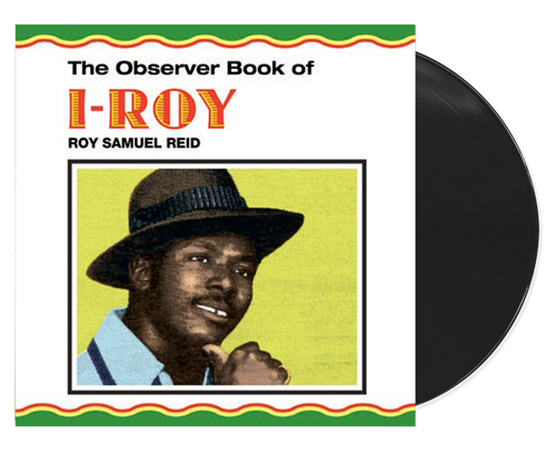 The Observer Book Of I-roy - I Roy (LP)