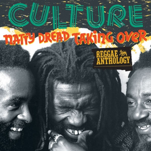 Reggae Anthology - Natty Dread Taking Over Cddvd - Culture