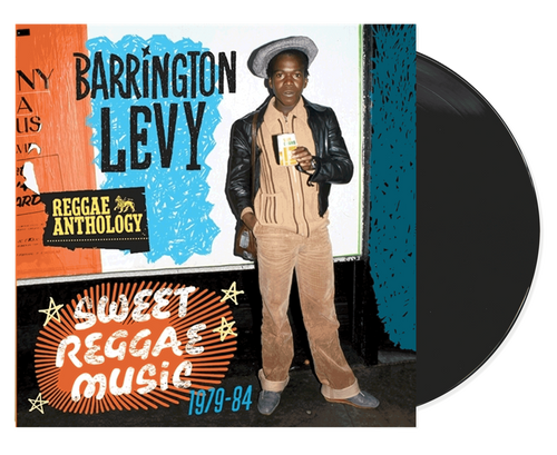 Reggae Anthology Barrington Levy - Sweet Reggae - Barrington Levy (LP)