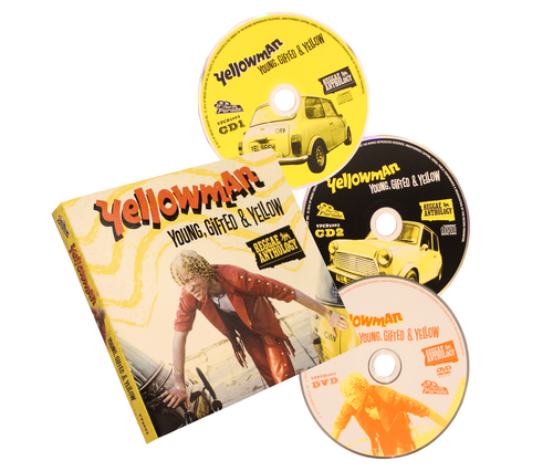 Reggae Anthology: Young, Gifted And Yellow (2CD/DVD) - Yellowman