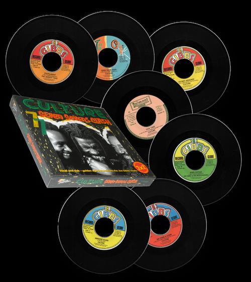 """Seven Sevens Clash (7"""" Box Set) - Culture (7 Inch Vinyl)"""