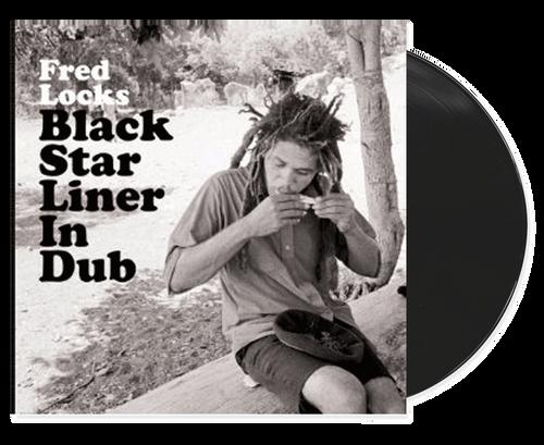 Black Star Liner In Dub - Fred Locks (LP)