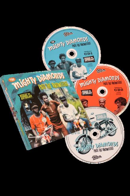 Reggae Anthology - Mighty Diamonds (2cd/dvd) - Mighty Diamonds