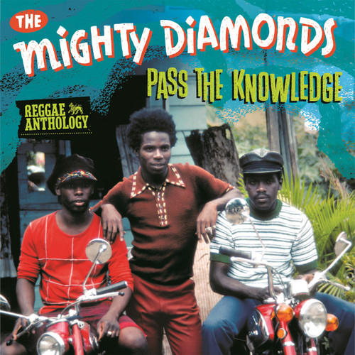 Reggae Anthology - Mighty Diamonds (2cd/dvd) - Mighty Diamonds