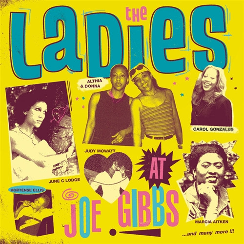 The Ladies At Joe Gibbs - Various Artists