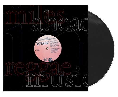 Outa Space - Machel Montano & Xtatik (12 Inch Vinyl)
