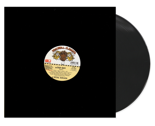 Bam Bam - Pliers (12 Inch Vinyl)