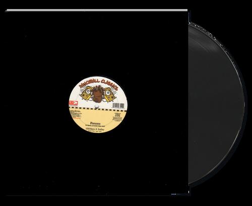 Diseases - Michigan & Smiley (12 Inch Vinyl)