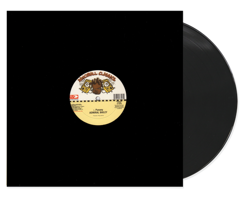 Punany - Admiral Bailey (12 Inch Vinyl)