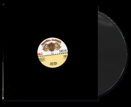 Kimbo King - Reggie Stepper (12 Inch Vinyl)