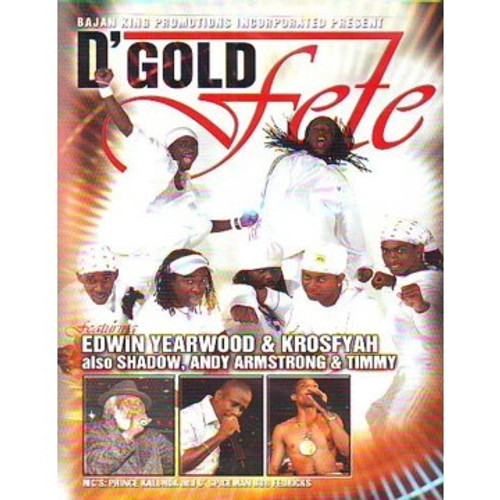 D'gold Fete - Various Artists (DVD)