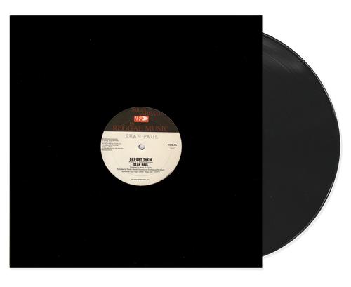 Deport Them / Hot Gal Today  - Sean Paul (12 Inch Vinyl)
