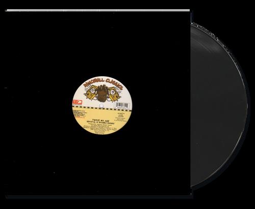Twice My Age - Krystal & Shabba Ranks (12 Inch Vinyl)