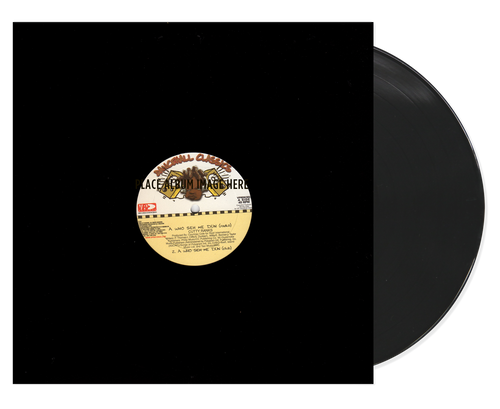 A Who Seh Me Dun - Cutty Ranks (12 Inch Vinyl)