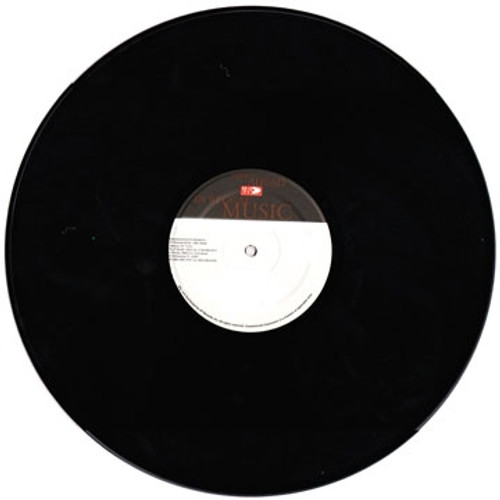 Pump Me Up - Krosfyah Feat. Edwin Yearwood (12 Inch Vinyl)