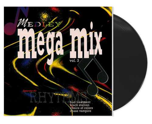 Vol.3 Medley - Various Artists (12 Inch Vinyl)