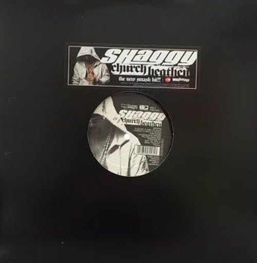 Church Heathen - Shaggy (12 Inch Vinyl)