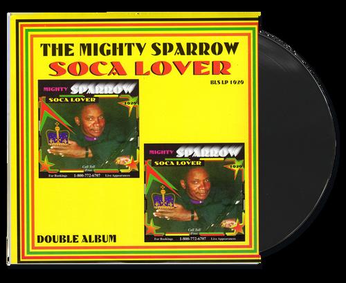 Soca Lover - Mighty Sparrow (LP)