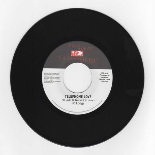 Telephone Love - Jc Lodge (7 Inch Vinyl)
