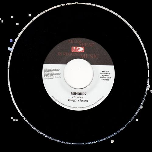 Rumours - Gregory Isaacs (7 Inch Vinyl)