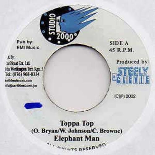Toppa Top - Elephant Man (7 Inch Vinyl)