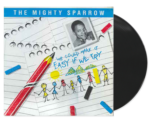 We Could Make It If We Try - Mighty Sparrow (lp)