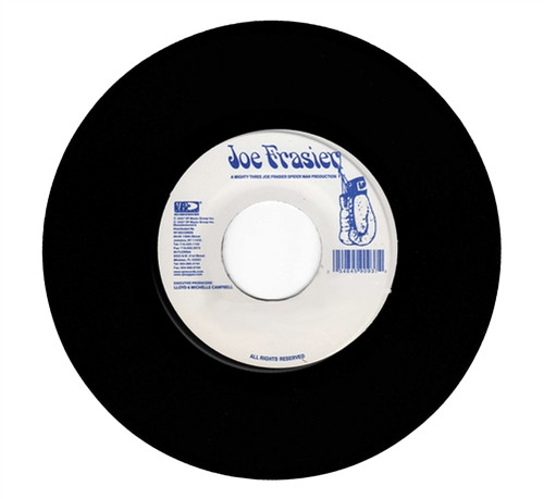 Dance With My Mother - Mikey Spice (7 Inch Vinyl)
