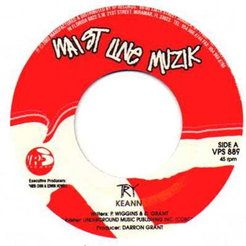 Try - Keann (7 Inch Vinyl)