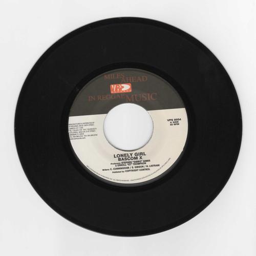 Lonely Girl - Bascom X (7 Inch Vinyl)