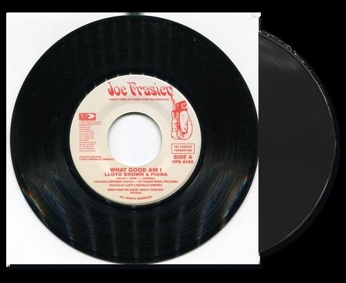 What Good Am I - Fiona & Lloyd Brown (7 Inch Vinyl)
