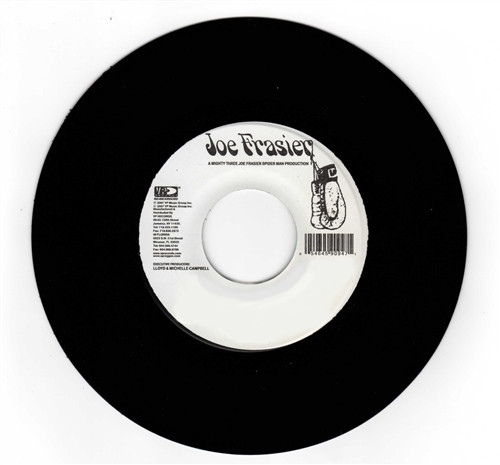 For Life - Roger Robin (7 Inch Vinyl)