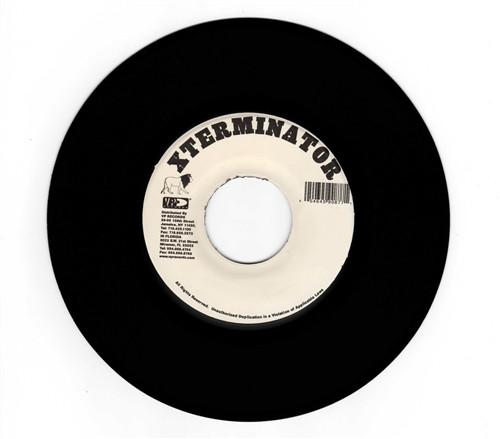 Africa - Turbulence & Jah Quake (7 Inch Vinyl)