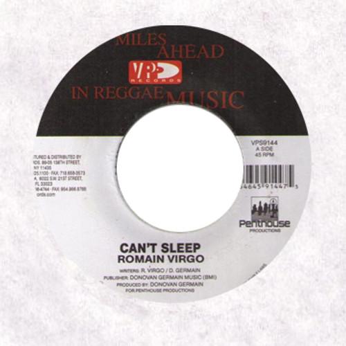 Can't Sleep - Romain Virgo (7 Inch Vinyl)
