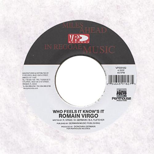 Who Feels It Knows It - Romain Virgo (7 Inch Vinyl)