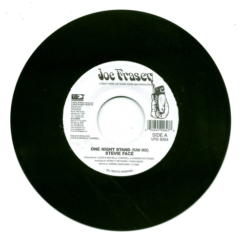 One Night Stand - Stevie Face (7 Inch Vinyl)