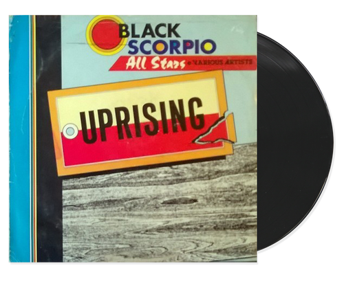 Uprising - Various Artists (LP)