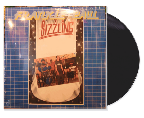 Sizzling - Frankie Paul (LP)