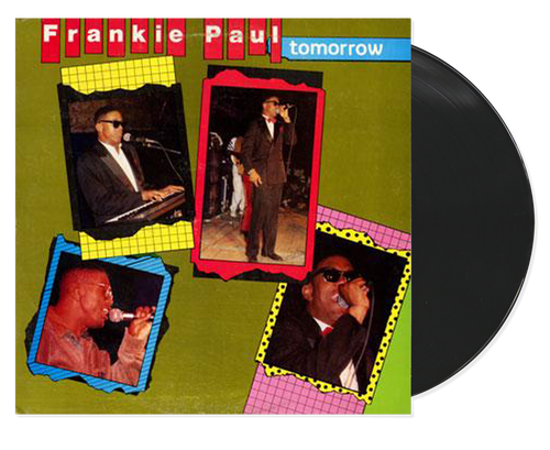 Tomorrow - Frankie Paul (LP)